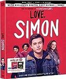 Love, Simon TARGET EXCLUSIVE [Blu-ray]