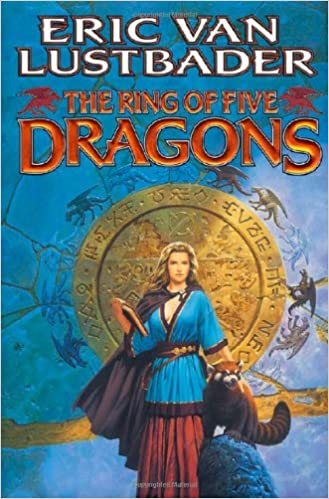 The Ring of Five Dragons (The Pearl, Book 1)
