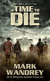 A Time To Die (Turning Point Book 1)