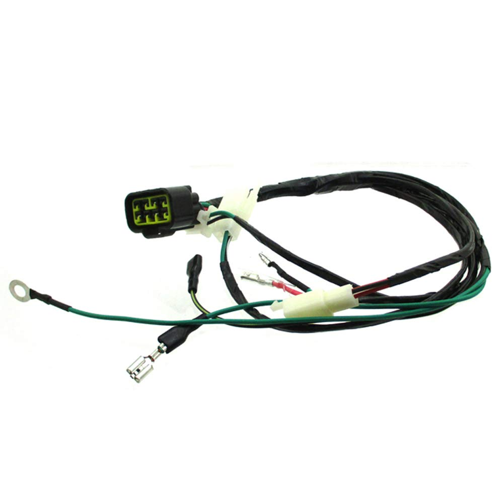 STONEDER Digital Wiring Loom Harness For Zongshen 125HO 140cc Z155 155cc Pit Dirt Bike