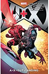 A+X Vol. 3: = Outstanding Kindle Edition