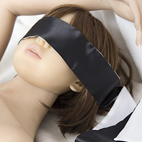 [Halloween Masquerade cosplay BDSM flirting appeal hop-pocket eye mask square double color Blindfolded mask couple] (Clever Halloween Costumes Couple)