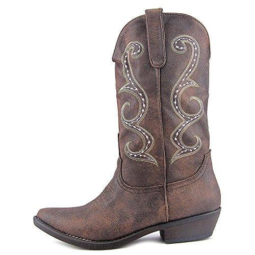 American Rag Dawnn Women US 8.5 Brown Western Boot iNXqZE