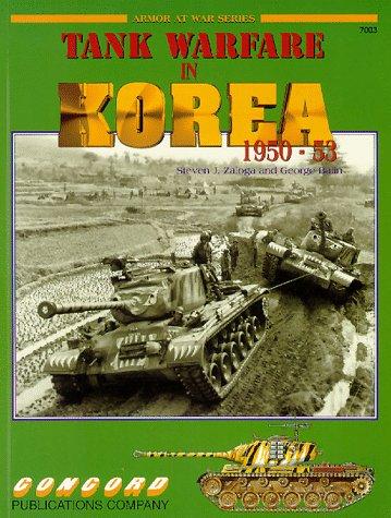 Tank Warfare in Korea, 1950-53