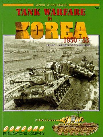Tank Warfare in Korea, 1950-53