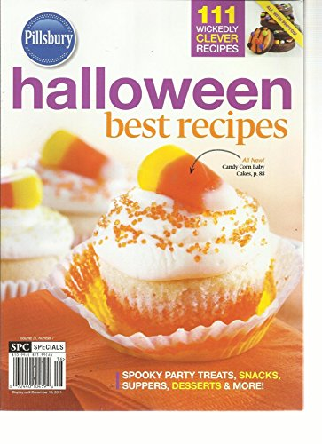 PILLSBURY, VOLUME, 21 NO, 7 (HALLOWEEN BEST RECIPES)11 WICKEDLY CLEVER RECIPES ()