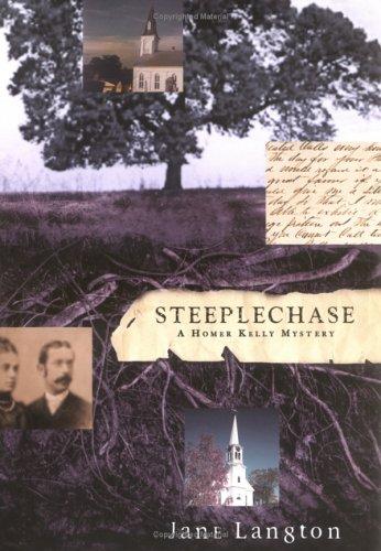 Steeplechase: A Homer Kelly Mystery (Homer Kelly Mysteries)