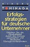 Erfolgsstrategien für deutsche Unternehmer