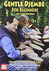 Lets face it: playing djembe as its traditionally played can be really hard on your hands. The Gentle Djembe for Beginners series is the only set of DVDs for beginning hand drummersespecially adult beginnerswho want to experience the joys of ...