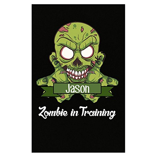 Halloween Costume Jason Zombie In Training Funny College Humor Gift - Poster (Custom Jason Costumes)