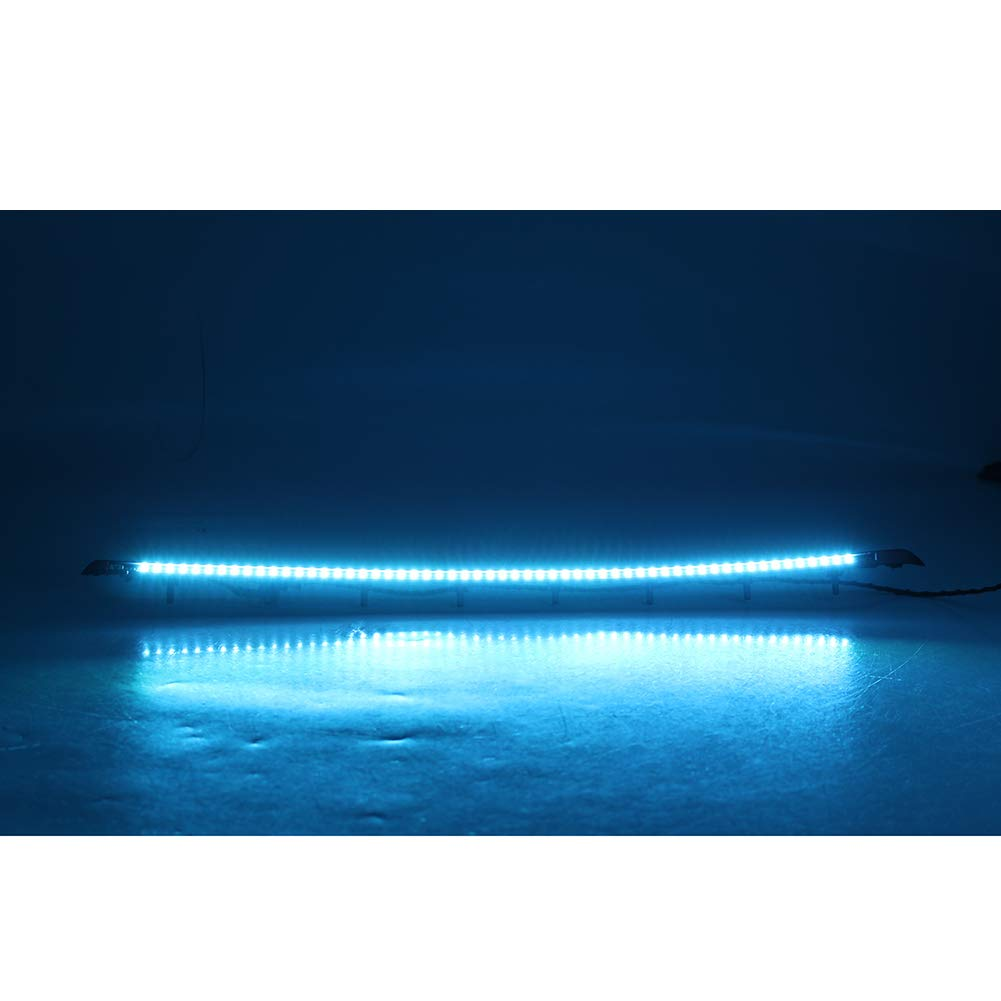 Car Interior Ambient Lighting Bars Fits for BMW F30//F31 Dual Color Black Surface GZYF LED Strip Lights
