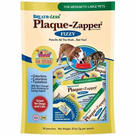 ESS Plaque Zapper MED/LG (30 pouches) (Breathless Plaque)