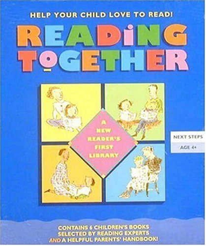 Reading Together Pack Three: Blue (Reading and Math Together) Reading Together Pack
