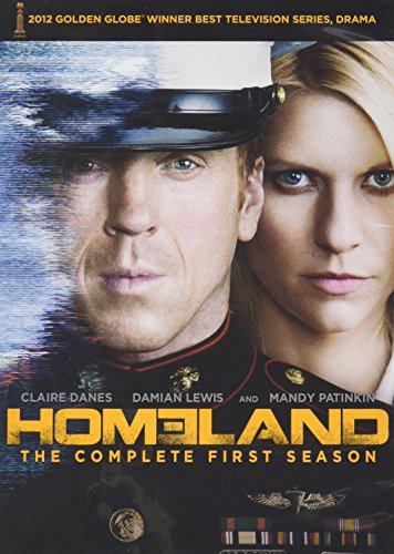 (Homeland Seasons 1-4 DVD Pack / Collection)