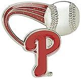 MLB Philadelphia Phillies Glitter Trail Pin