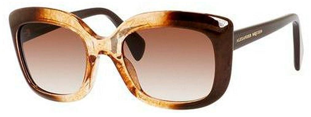 d478ae8b99 Amazon.com  Alexander McQueen Women s 4235 Sunglasses
