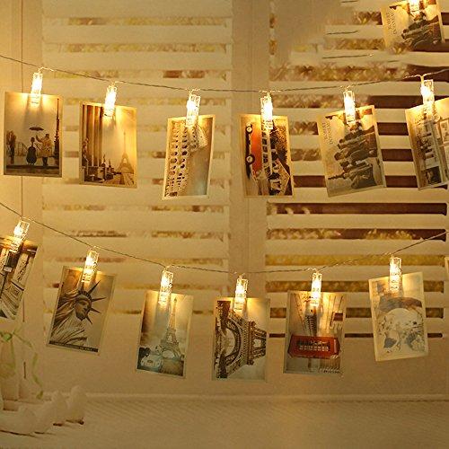Paper Clip Led Light
