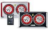Oregon Scientific FSW301A-R Modena Ferrari Speedometer Line Weather Station, Ferrari Red