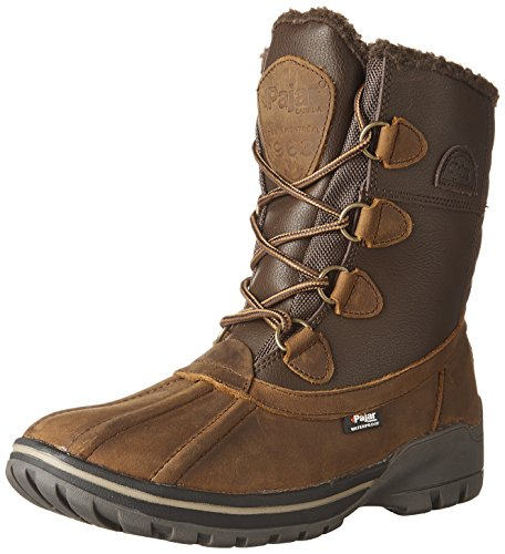 k Brown Snow Boots (43) ()