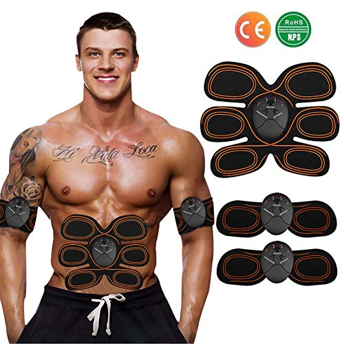 ABS Stimulator Abs Trainer,Muscle Toner Abdominal Toning for sale  Delivered anywhere in USA