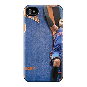 New Design Shatterproof PpRIN6688JlFdr Case For Iphone 4/4s (player Action Shots)
