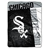 "MLB Strike Plush Raschel Throw, 60"" x 80"""