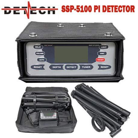 DETECH Detector Profesional de Metales SSP 5100 Pulse ...