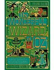 The Wonderful Wizard of Oz Interactive (MinaLima Edition): (Illustrated with Interactive Elements)