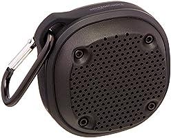 AmazonBasics Mini Bocina Bluetooth, A prueba de salpicaduras