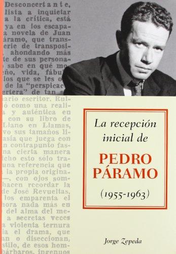 Recepción inicial de Pedro Páramo