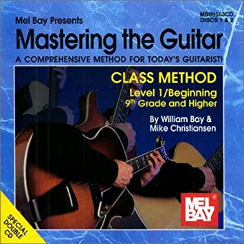 Noten & Songbooks Christiansen First Lessons Folk Guitar