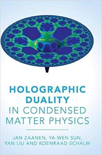 Holographic Duality in Condensed Matter Physics: Jan Zaanen