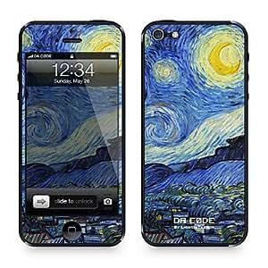 Procesamiento de dos días -Skin ™ Da Código para iPhone 5: La noche estrellada de Vincent van Gogh (Masterpieces Series)