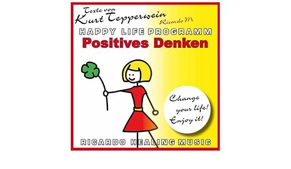 cartoon positiv denken