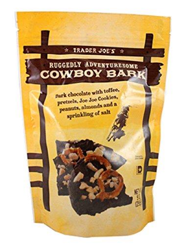 Trader Joe's Ruggedly Adventuresome Cowboy Bark (pack of 1)