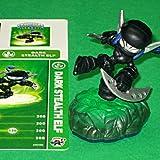 Skylanders SWAP Force Character Dark Ninja Stealth Elf (Includes Trading Card and Internet Code, no retail packaging)