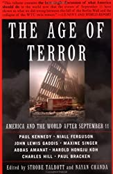 The Age of Terror: America and the World After September 11 (Paperback) - Common