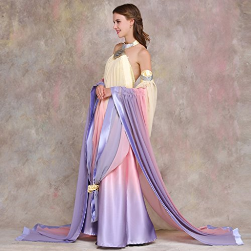 Queen padme amidala costume cosplaydiy star wars funtober - Princesse amidala star wars ...