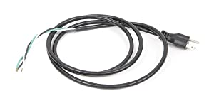 Power Cord fits Robot Coupe 507328 food processor 68681