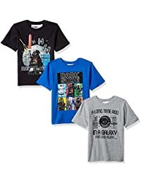 Boys' Lego 3 Pack Graphic T-Shirt