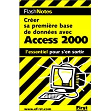 FLASH NOTES ACCESS 2000 BASE DE DONNES