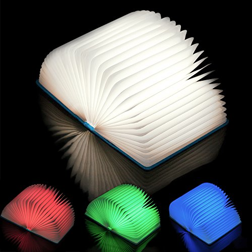 Veesee Nightlight Rechargeable Booklight Decorative product image