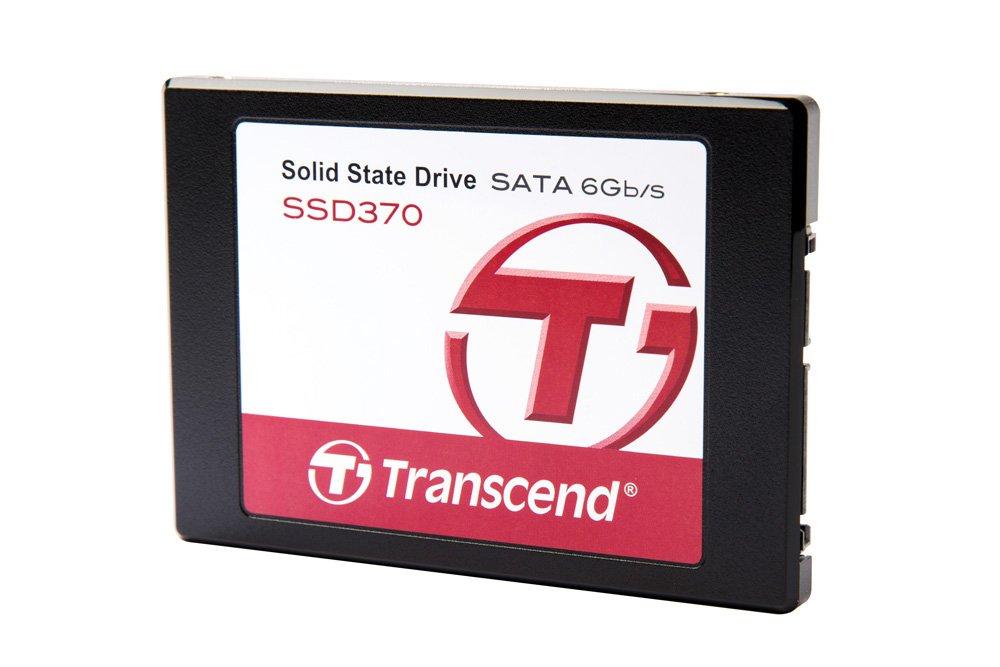Transcend 128GB MLC SATA III 6Gb/s 2.5-Inch Solid State Drive 370 (TS128GSSD370)
