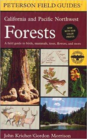 A field guide to california and pacific northwest forests peterson a field guide to california and pacific northwest forests peterson field guides reprint subsequent edition fandeluxe Gallery