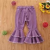 Specialcal Toddler Little Kid Girls Denim Jeans