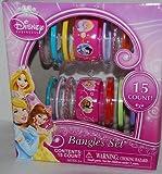 Disney Princess Bangles Set