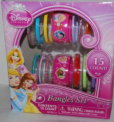 Disney Princess Bangles Set ()