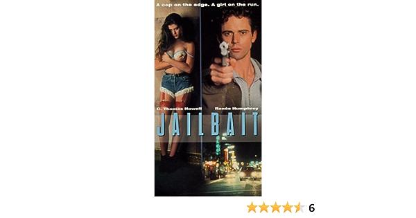 Jailbait [USA] [VHS]: Amazon.es: C. Thomas Howell, Renée ...