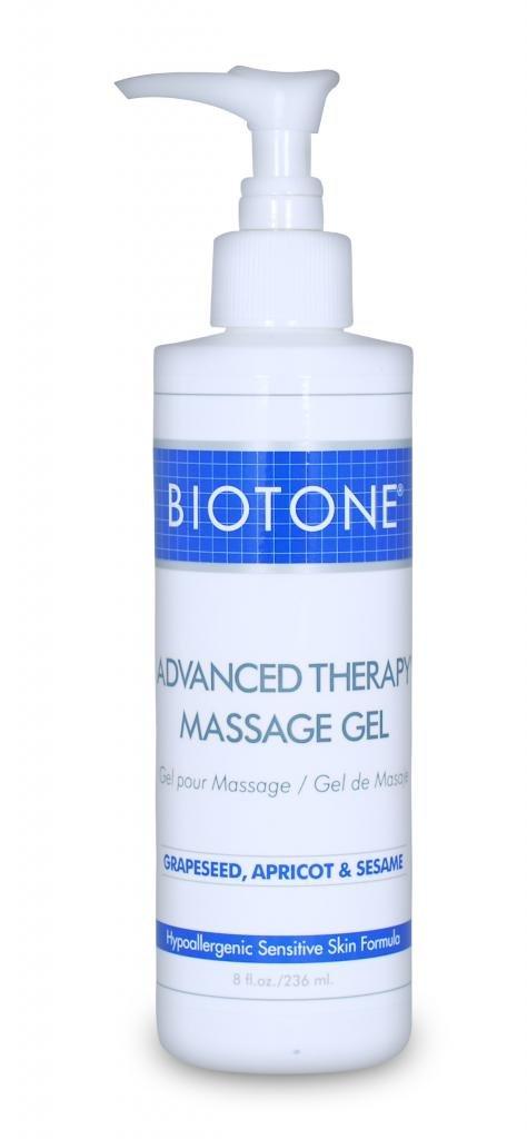 Biotone Advanced Therapy Massage Gel, 8 oz by Biotone