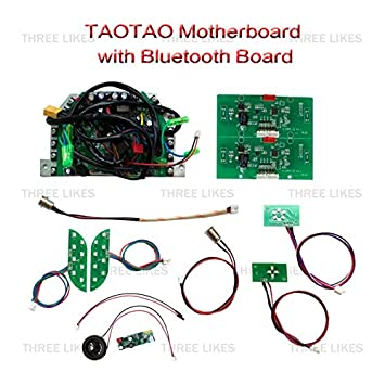 D-Sporting Goods - Placa Base de Control PCB con Bluetooth ...